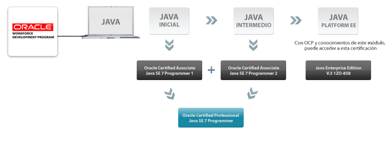java inicial oracle